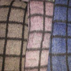 Детское одеяло зимнее Vladi Эконом оверлок полушерстяное