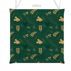 Подушка для стула Disney 40x40 Mickey green