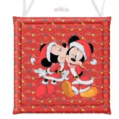 Подушка для стула Disney 40x40 Mickey red