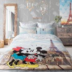 Постельное белье Love Me Minnie in paris (перкаль)