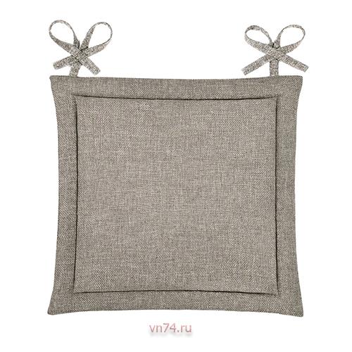 Подушка для стула HS рогожка 40x40 Какао