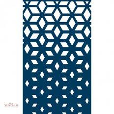 Полотенце махровое Aquarelle Орион Вид 4 темно-синий