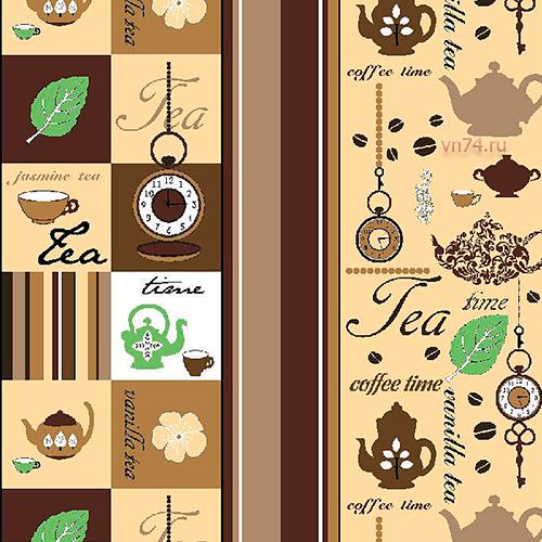 Полотенце вафельное 40x60 Кофе&чай