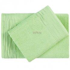 Полотенце махровое Самойловский текстиль Палитра Светло-зеленый