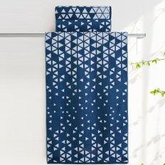 Полотенце махровое Aquarelle Орион Вид 1 темно-синий