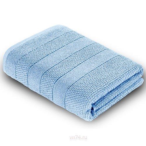 Полотенце махровое Verossa Milano пудрово-голубой