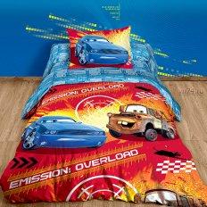 Простыня детская Disney Cars (бязь-гост)