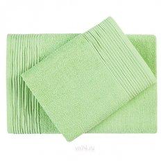 Полотенце махровое Aquarelle Палитра Светло-зеленый
