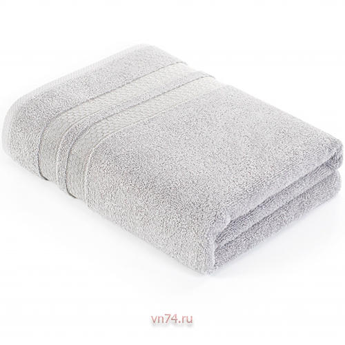 Полотенце махровое Verossa Lotto Холодный серый