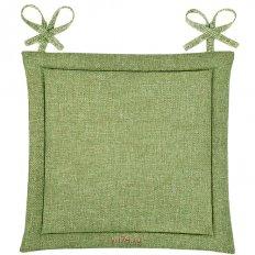 Подушка для стула HS рогожка 40x40 Оливка