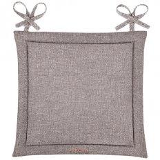Подушка для стула HS рогожка 40x40 Орех