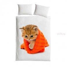 Постельное белье For You Dreams Kitty (перкаль)