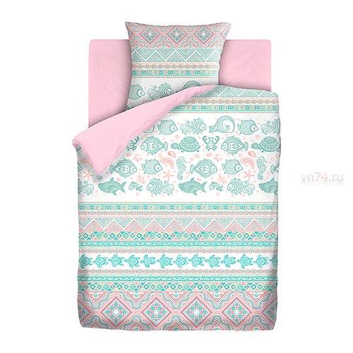Детское постельное белье Непоседа Этника (бязь-люкс)