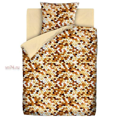 Детское постельное белье Пайетки (бязь-люкс)