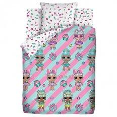 Детское постельное белье LOL Surprise! Sweet dolls (поплин)