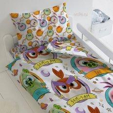Детское постельное белье Angry Birds 2 Птенчики (бязь-люкс)