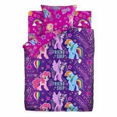 Детское постельное белье My little Pony Neon Дружба (бязь-люкс)