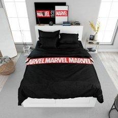 Постельное белье Мстители Black Marvel (поплин)