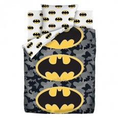 Детское постельное белье Бэтмен Neon Милитари Бэтмен (поплин)