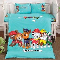 Детское постельное белье DO&CO Paw (сатин-люкс)