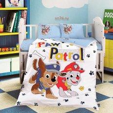 Детское постельное белье DO&CO Puppy (сатин-люкс)