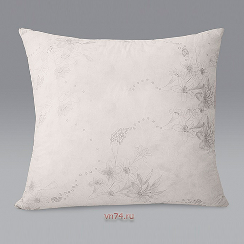 Подушка Kariguz Для женщин средняя гусиный пух