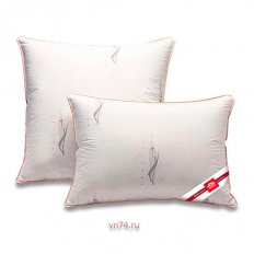 Подушка Kariguz Тюльпаны гусиный пух (батист)