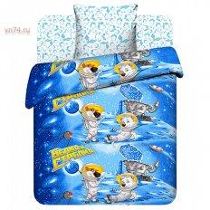 Детское постельное белье Белка Тинейджер 9128 вид 2 (бязь-люкс)