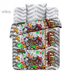 Детское постельное белье Тинейджер Твой стиль 9299/1 (бязь-люкс)