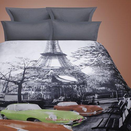 Постельное белье Mona Liza 3D Paris (сатин)