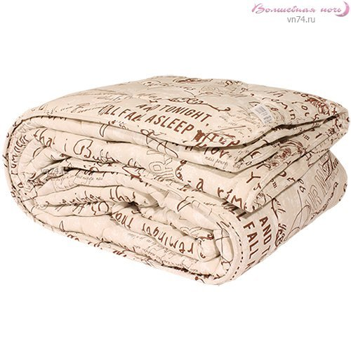 Одеяло овечья шерсть Comfort Line Меринос классическое