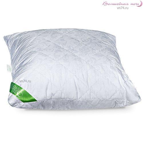 Подушка бамбук Verossa Premium (сатин-жаккард)