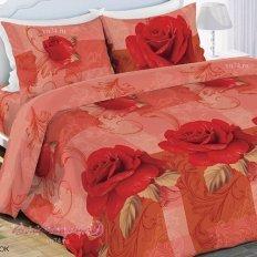 Постельное белье Любимый дом Роза (бязь-гост)