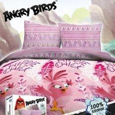 Детское постельное белье Angry Birds Стелла (бязь-люкс)