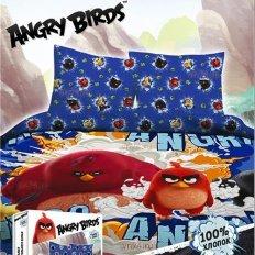 Детское постельное белье Angry Birds Злые Птички (бязь-люкс)