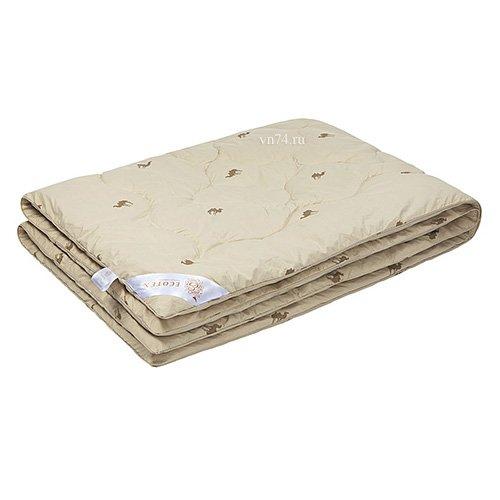 Одеяло верблюжья шерсть Караван облегченное