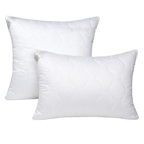 Подушка бамбук Premium Экотекс