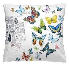 Подушка декоративная 40 x 40 Бабочки