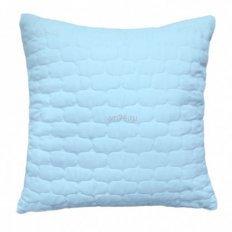 Подушка декоративная 40 x 40 Голубая