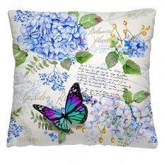 Подушка декоративная 40 x 40 Летний сад