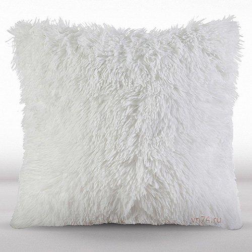 Подушка декоративная 45 x 45 Trendy white