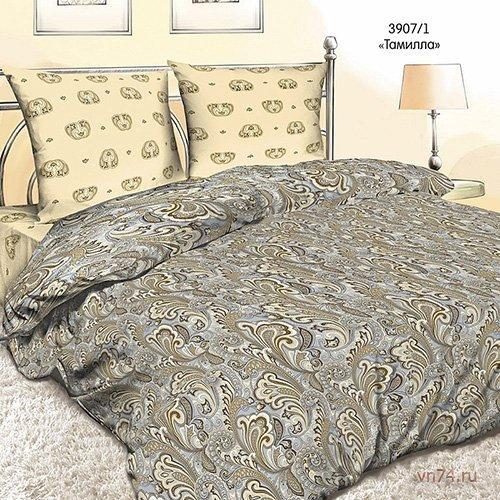 Постельное белье Спал Спалыч Тамилла (бязь-люкс)