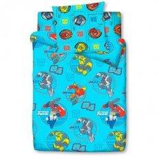 Детское постельное белье Трансформеры Classic (бязь-люкс)