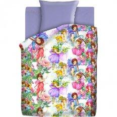 Детское постельное белье Непоседа Цветочные феи (бязь-люкс)