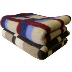 Детское одеяло полушерстяное классическое