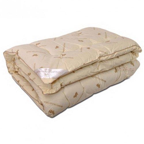 Одеяло овечья шерсть поплин Комфорт классическое