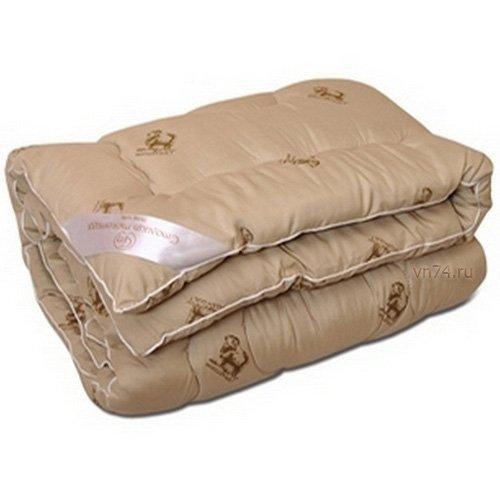 Одеяло овечья шерсть Столица Текстиля Комфорт зимнее