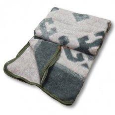 Одеяло овечья шерсть Влади Карпаты классическое
