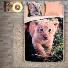 Покрывало Unison 3D Lion