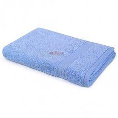 Полотенце махровое Aquarelle Настроение спокойный синий
